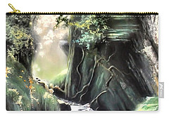 Fairy Glen Carry-all Pouch