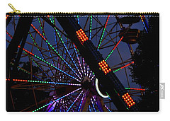 Fall Festival Ferris Wheel Carry-all Pouch