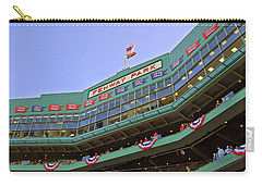 Fenway's 100th Carry-all Pouch by Joann Vitali