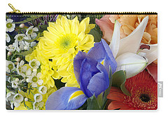 Floral Bouquet 4 Carry-all Pouch