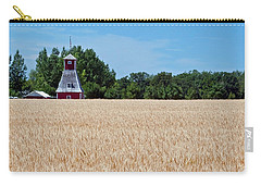 Carry-all Pouch featuring the photograph Fox Tower by Keith Armstrong