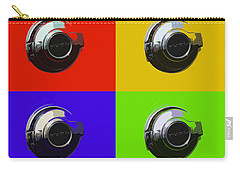 Fuel Cap In Bold Color Carry-all Pouch
