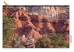 Golden Throne Capitol Reef National Park Carry-all Pouch