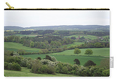 Green And Pleasant Land Carry-all Pouch