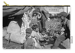 Gypsies, C1923 Carry-all Pouch by Granger