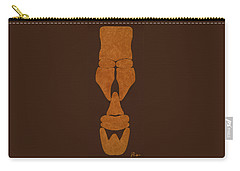 Hamite Male Carry-all Pouch by Jerry Ruffin