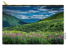Hatcher's Pass Carry-all Pouch