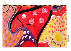 Heart And Soul Carry-all Pouch by Stephen Lucas