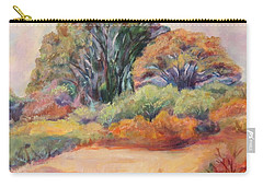 Henry's Backyard Carry-all Pouch by Patricia Piffath