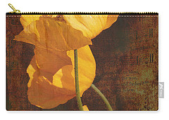 Icelandic Poppy Carry-all Pouch