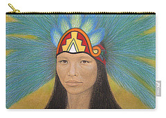 Ichpochtli Carry-all Pouch