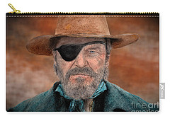 Jeff Bridges As U.s. Marshal Rooster Cogburn In True Grit  Carry-all Pouch