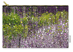 Just Beyond Emerald City Carry-all Pouch by Linda Bailey