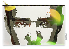 Justin Timberlake Carry-all Pouch by Svelby Art