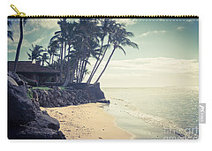 Carry-all Pouch featuring the photograph Kihei Maui Hawaii by Sharon Mau