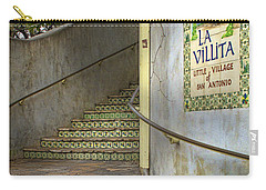 La Villita  Carry-all Pouch by David and Carol Kelly
