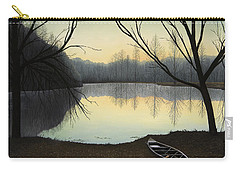 Lake Lene' Morning Carry-all Pouch