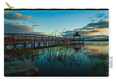 Lake Neatahwanta Carry-all Pouch by Everet Regal