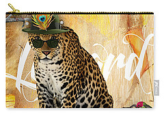 Leopard Collection Carry-all Pouch