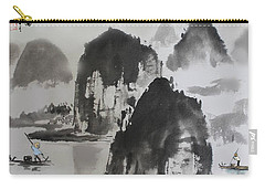 Li River Carry-all Pouch by Yufeng Wang
