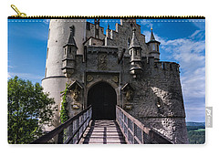 Lichtenstein Castle - Baden-wurttemberg - Germany Carry-all Pouch by Gary Whitton