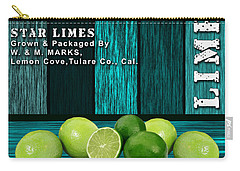 Lime Farm Carry-all Pouch