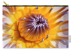Lotus Lily Carry-all Pouch