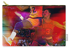 Magic Johnson Carry-all Pouch by Marvin Blaine