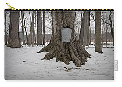 Maple Sugaring Carry-all Pouch