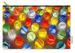 Marbles Carry-all Pouch by Jim Hughes