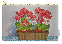 Mimi's Basket Carry-all Pouch