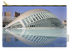 The Hemisferic In Valencia Spain Carry-all Pouch