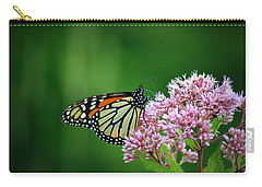 Monarch In Light  Carry-all Pouch