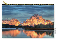 Mount Moran Carry-all Pouch by Steve Stuller
