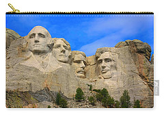 Mount Rushmore South Dakota Carry-all Pouch