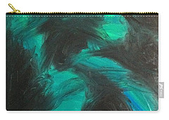 Carry-all Pouch featuring the painting Northern Light by Jacqueline McReynolds