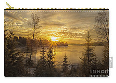 Carry-all Pouch featuring the photograph Norway by Rose-Maries Pictures