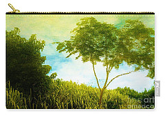 Ode To Monet Carry-all Pouch by Amar Sheow