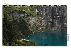 Oeschinensee - Swiss Alps - Switzerland Carry-all Pouch