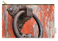 Old Knocker In Plaka Carry-all Pouch