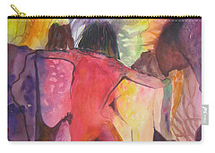 Passage Carry-all Pouch by Diana Bursztein
