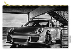 Porsche 911 Gt3 Carry-all Pouch by Douglas Pittman
