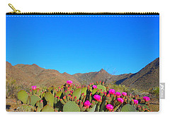 Prickly Pear In Spring Carry-all Pouch