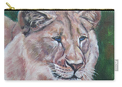Queen Of The Beast,lioness Carry-all Pouch