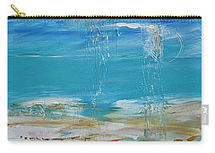 Reflections Carry-all Pouch by Diana Bursztein