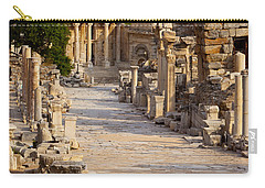 Ruins Of Ephesus Carry-all Pouch