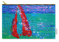 Sailboat  Carry-all Pouch