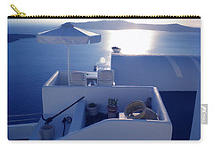 Santorini Island Greece Carry-all Pouch