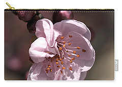Spring Blossom Carry-all Pouch by Joy Watson