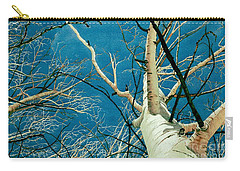Carry-all Pouch featuring the painting Standing Ovation 2 by Barbara Jewell